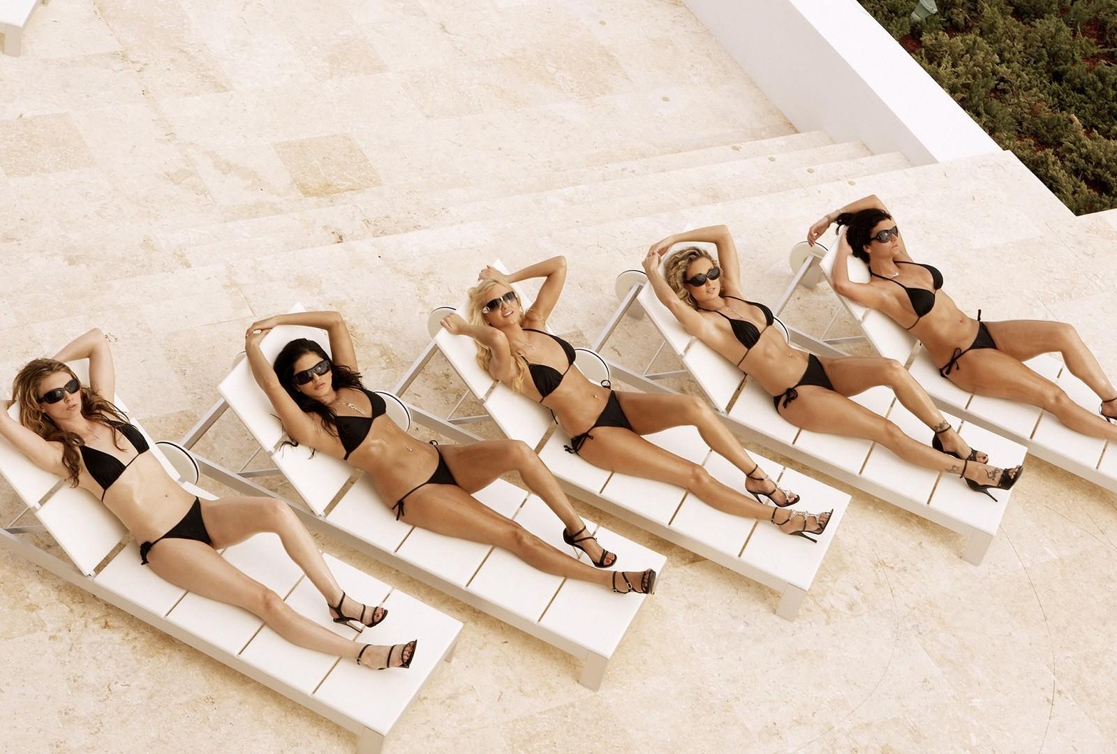 sun-bath